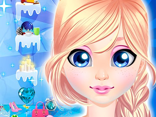 Frozen Princess Hidden Object